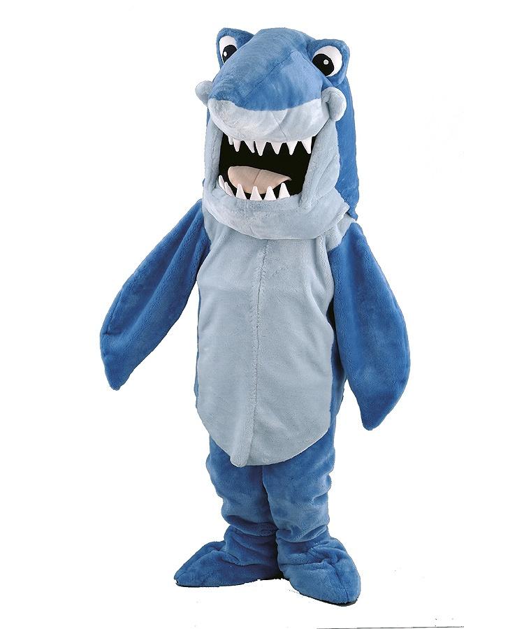 107b Hai Kostüm Angebot Maskottchen