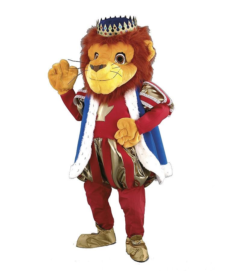 116b Löwe Kostüm Karneval Angebot Maskottchen