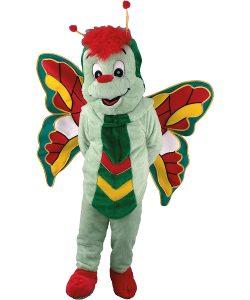 132c Schmetterling Kostüm Angebot Maskottchen
