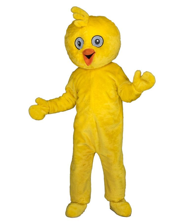 180p Küken Kostüm günstig Karneval kaufen Maskottchen