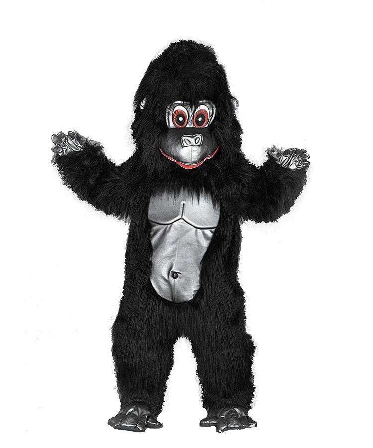 185a Affen Kostüme Karneval Angebote Maskottchen