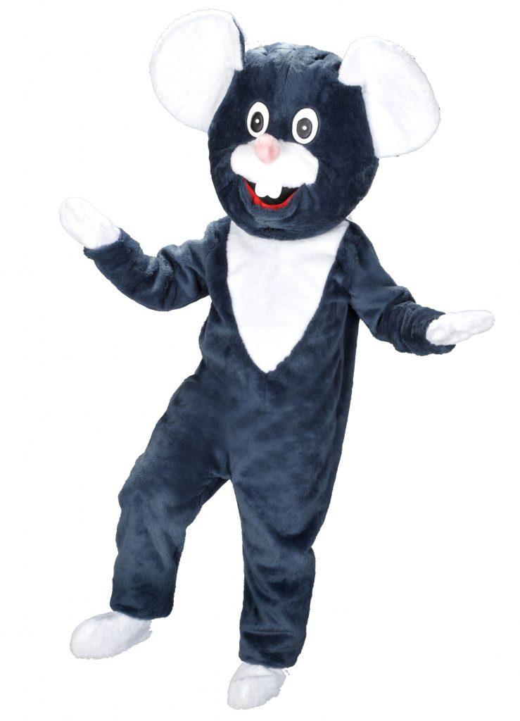 1p Maus Kostüm günstig Karneval kaufen Maskottchen