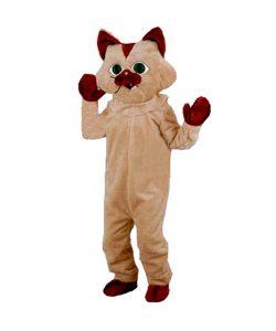 33p Katzen Kostüm günstig Karneval kaufen Maskottchen