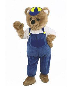 38a Bären Kostüm Karneval Angebote Maskottchen günstig
