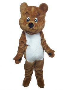 45a Bären Kostüm Karneval Angebote Maskottchen günstig