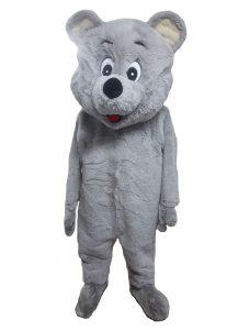 45a Bär Kostüm Karneval Angebote Maskottchen günstig