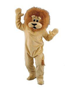 60p Löwen Kostüm günstig Karneval kaufen Maskottchen