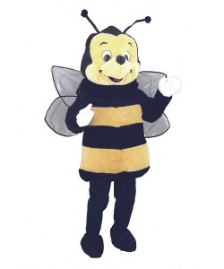 64b Bienen Kostüm Angebot Maskottchen