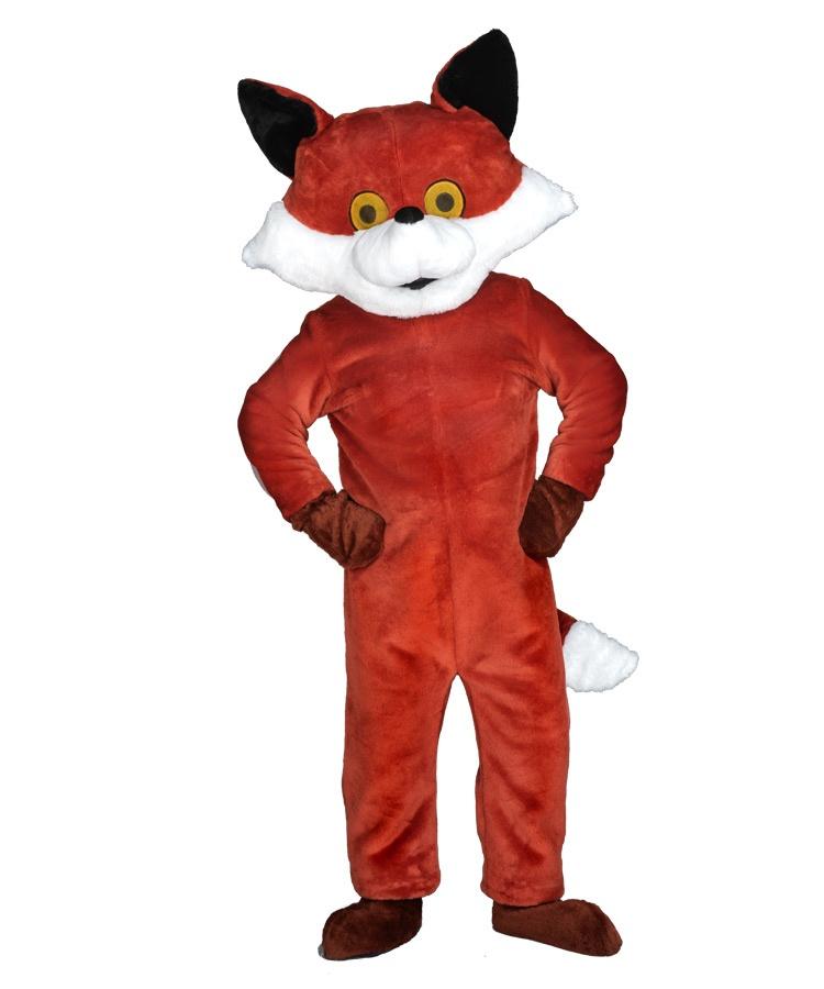 79p Fuchs Kostüm günstig Karneval kaufen Maskottchen