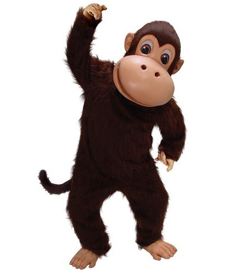 Affen Kostüme Karneval Angebot Maskottchen