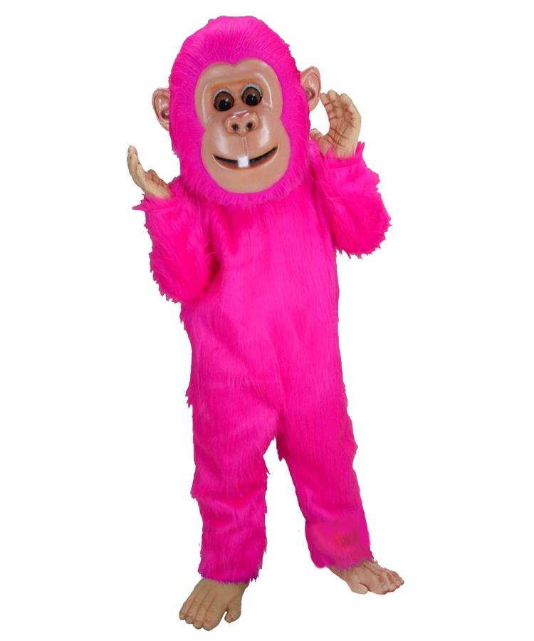 Affen Kostüm Karneval Angebote Maskottchen