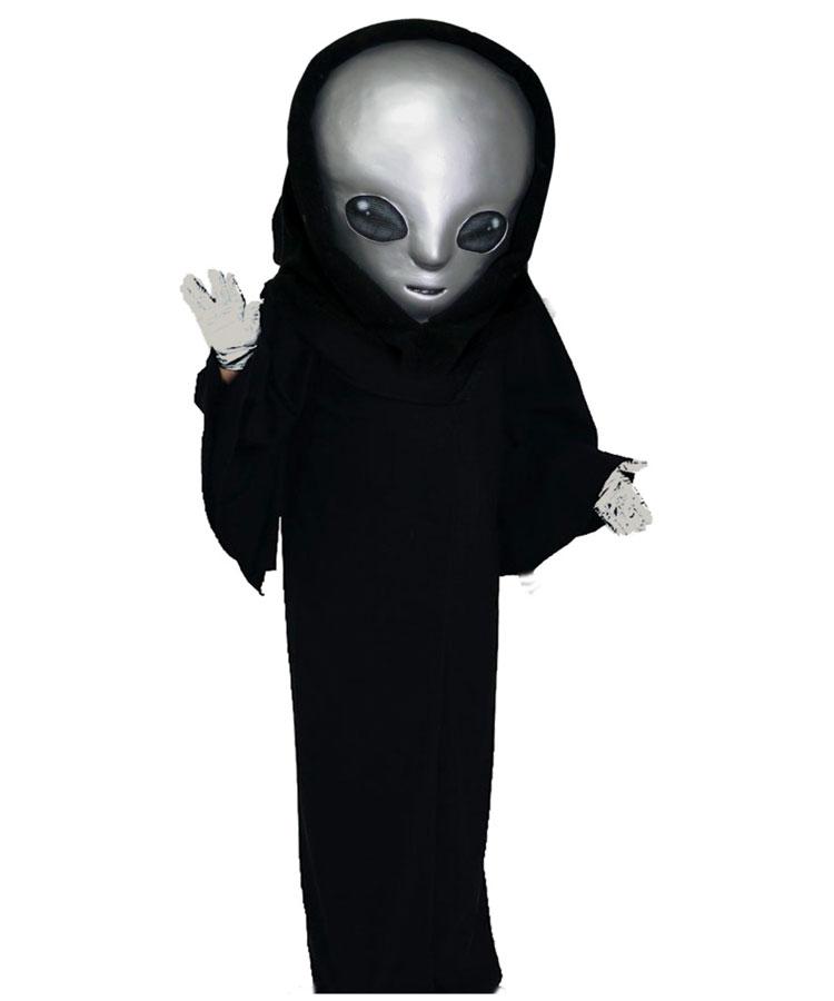 Alien-Maskottchen-Kostüme-halloween