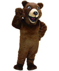 Bären Kostüm Karneval Angebote Maskottchen günstig