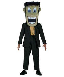Frankenstein-Maskottchen-Kostüm-halloween