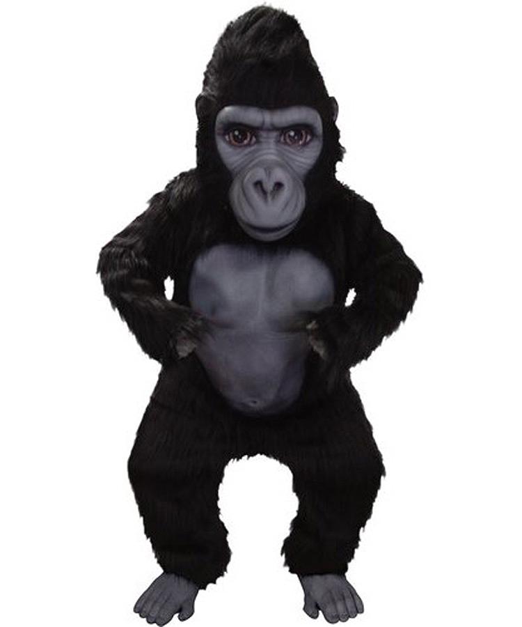 Gorilla Kostüm Karneval Angebote Maskottchen