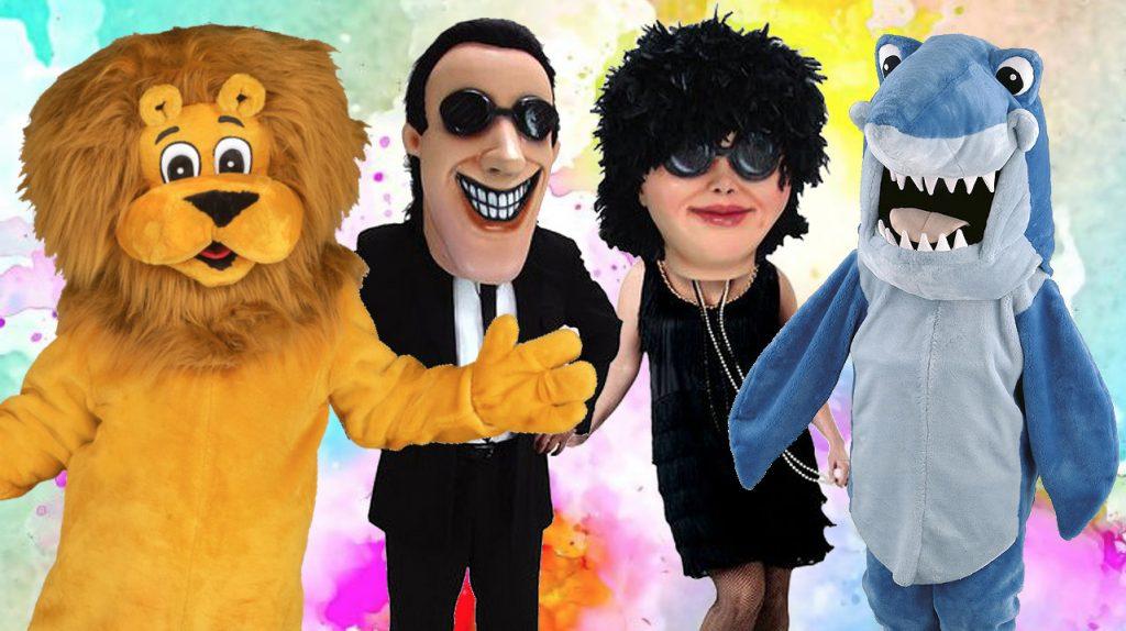 Karneval-Maskottchen-günstig-kostüme