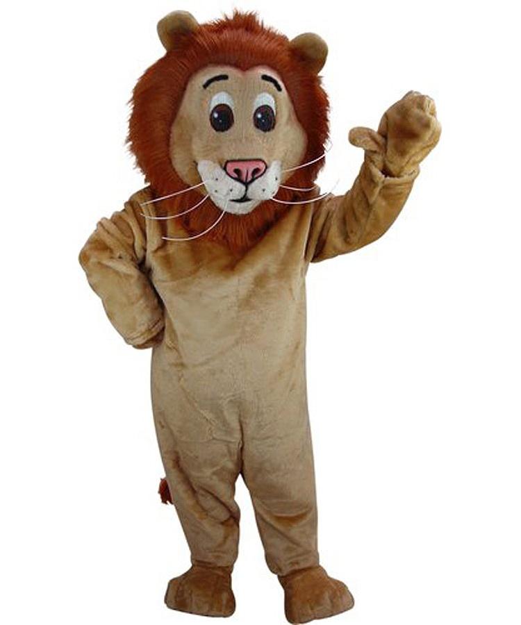 Löwe Kostüm Karneval Angebot Maskottchen