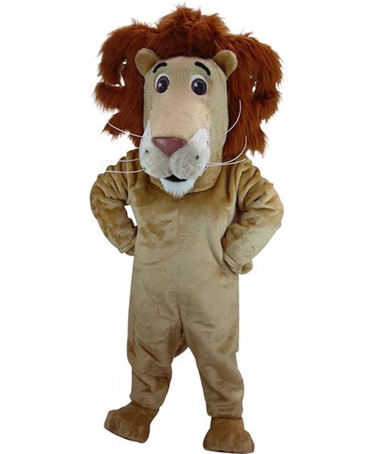 Löwe Kostüme Karneval Angebot Maskottchen