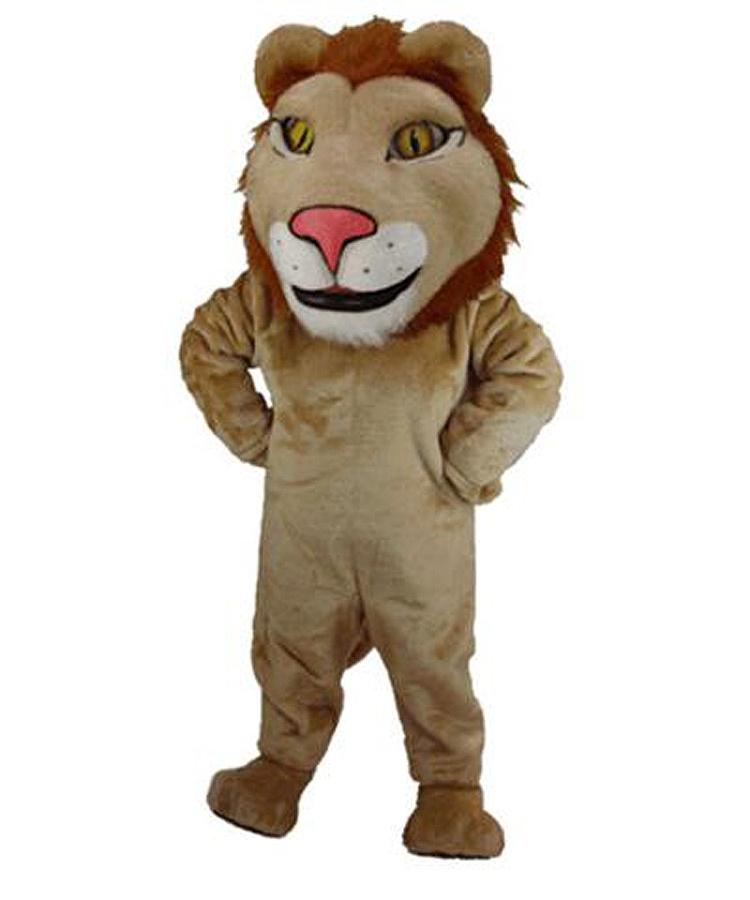 Löwen Kostüme Karneval Angebot Maskottchen