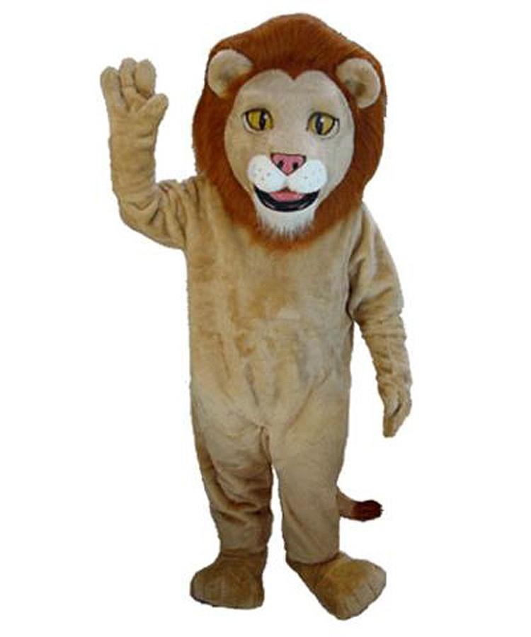 Löwen Kostüm Karneval Angebot Maskottchen