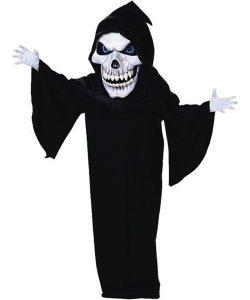 Skelett-Maskottchen-Kostüme-halloween