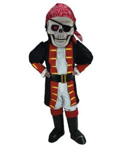 Skelett-Maskottchen-Kostüm-halloween