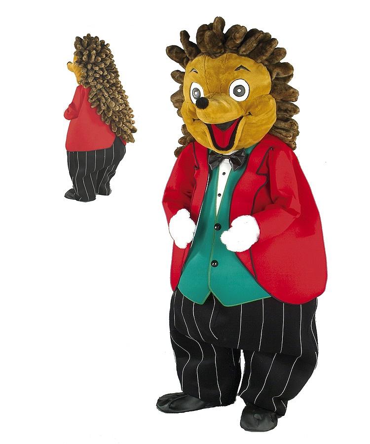 Igel 136c Kostüm Karneval Angebote Maskottchen