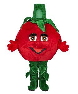 165b Tomate Kostüm Karneval Angebot Maskottchen günstige