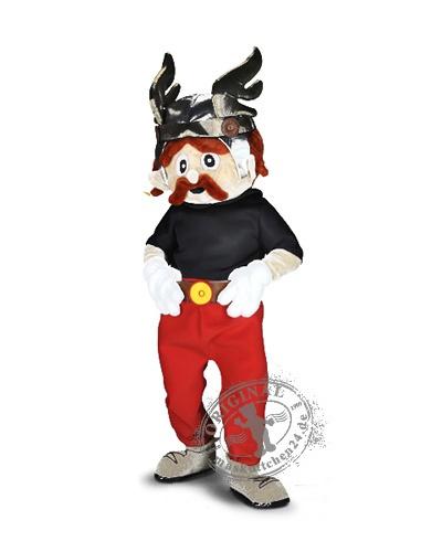 181a Wikinger Kostüm Karneval Angebot Maskottchen günstige