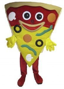 231b Pizza Kostüm Karneval Angebot Maskottchen günstige