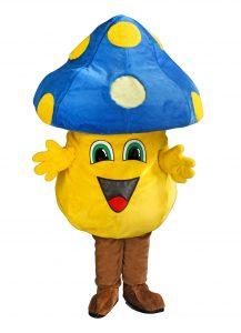 246c Pilz Kostüm Karneval Angebot Maskottchen günstige