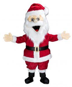250b Weihnachtsmann Kostüm Karneval Angebot Maskottchen günstige