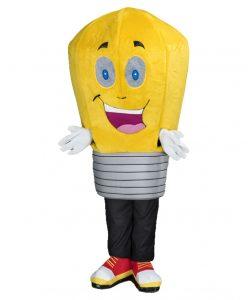 253c Lampe Kostüm Karneval Angebot Maskottchen günstige