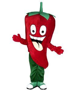 258d Peperoni Kostüm Karneval Angebot Maskottchen günstige