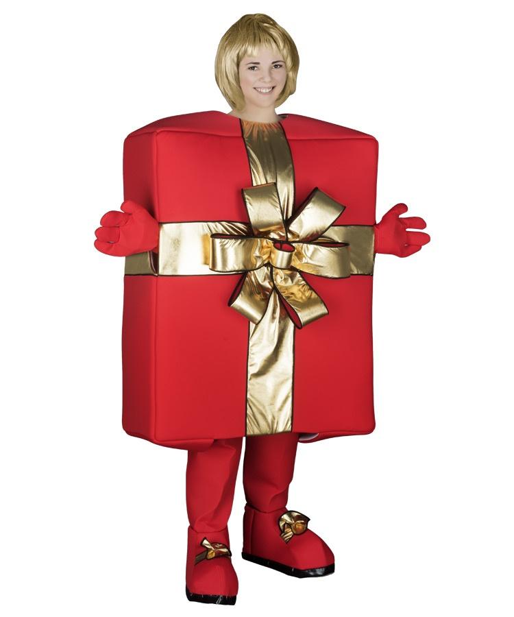 Geschenk Box Karton 265n Kostüm Karneval Angebote Maskottchen