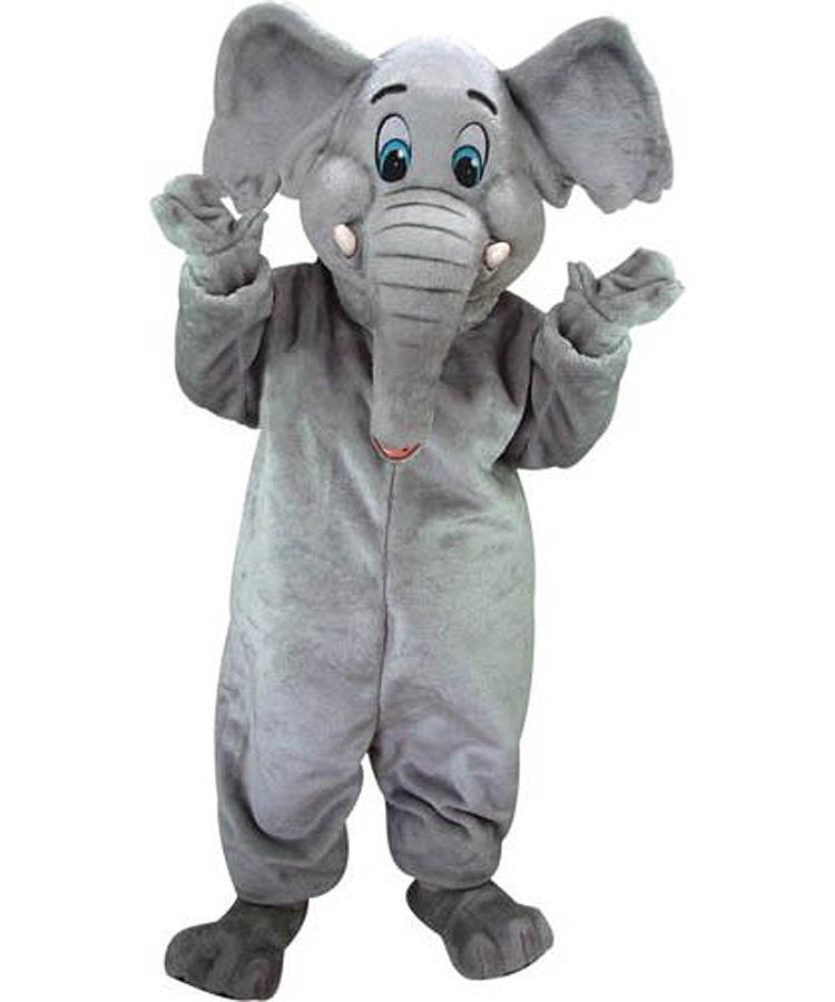 Elefant Kostüm Karneval Angebote Maskottchen