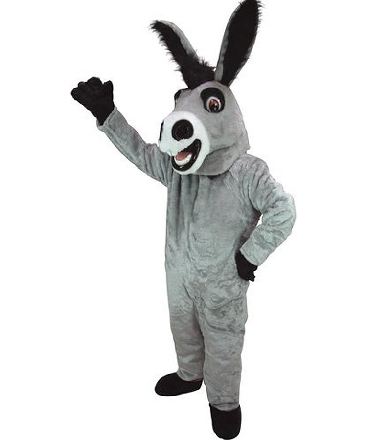 Esel Kostüm Karneval Angebote Maskottchen günstig