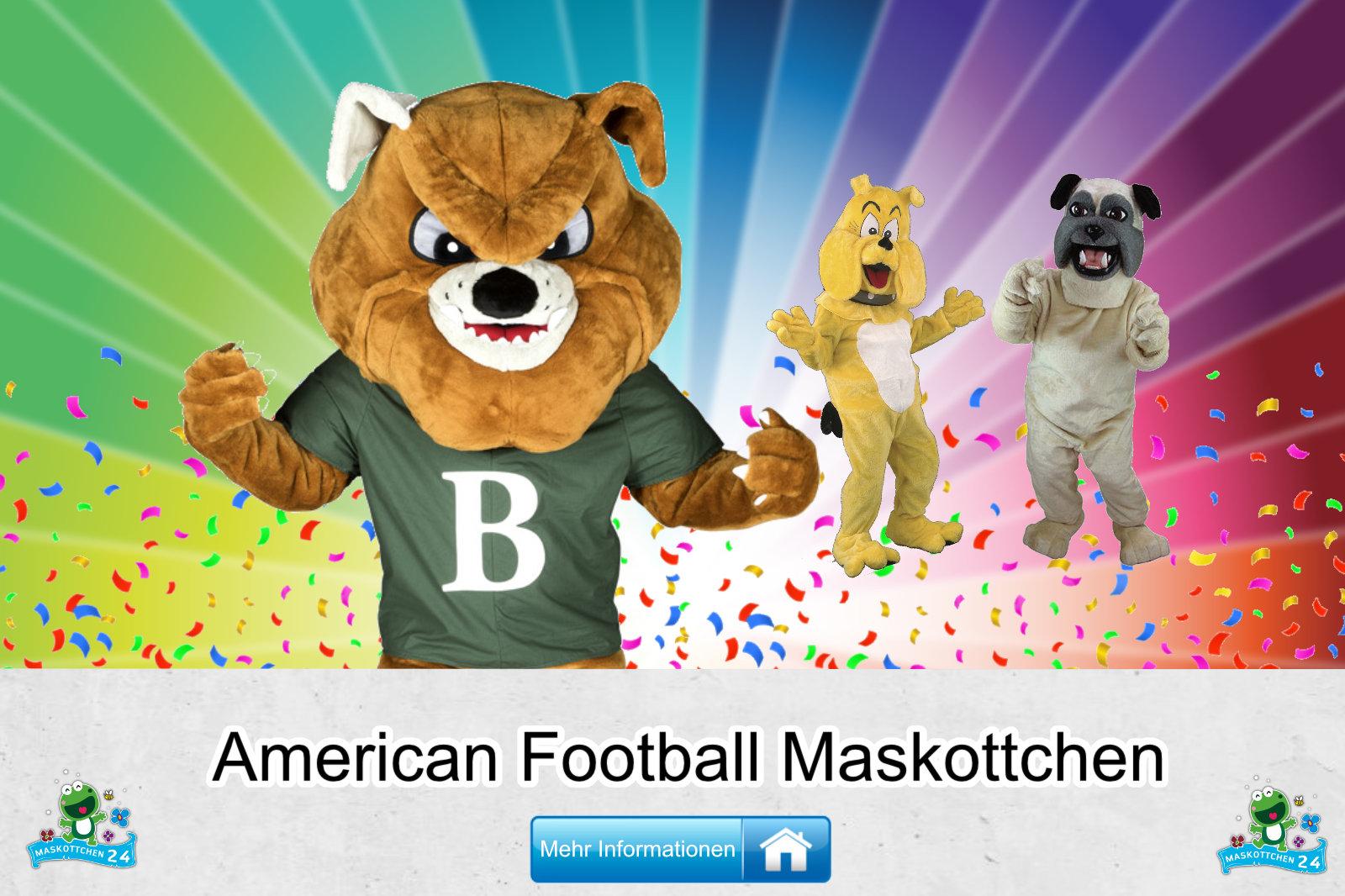 Kostüm Maskottchen Günstig Kaufen American Football