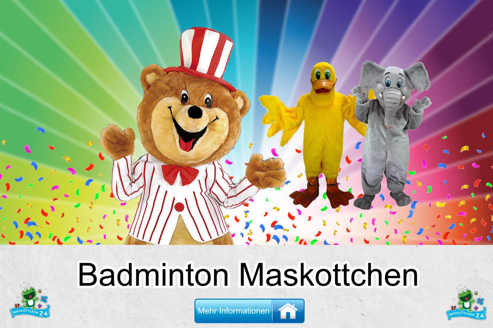 Kostüm Maskottchen Günstig Kaufen Badminton