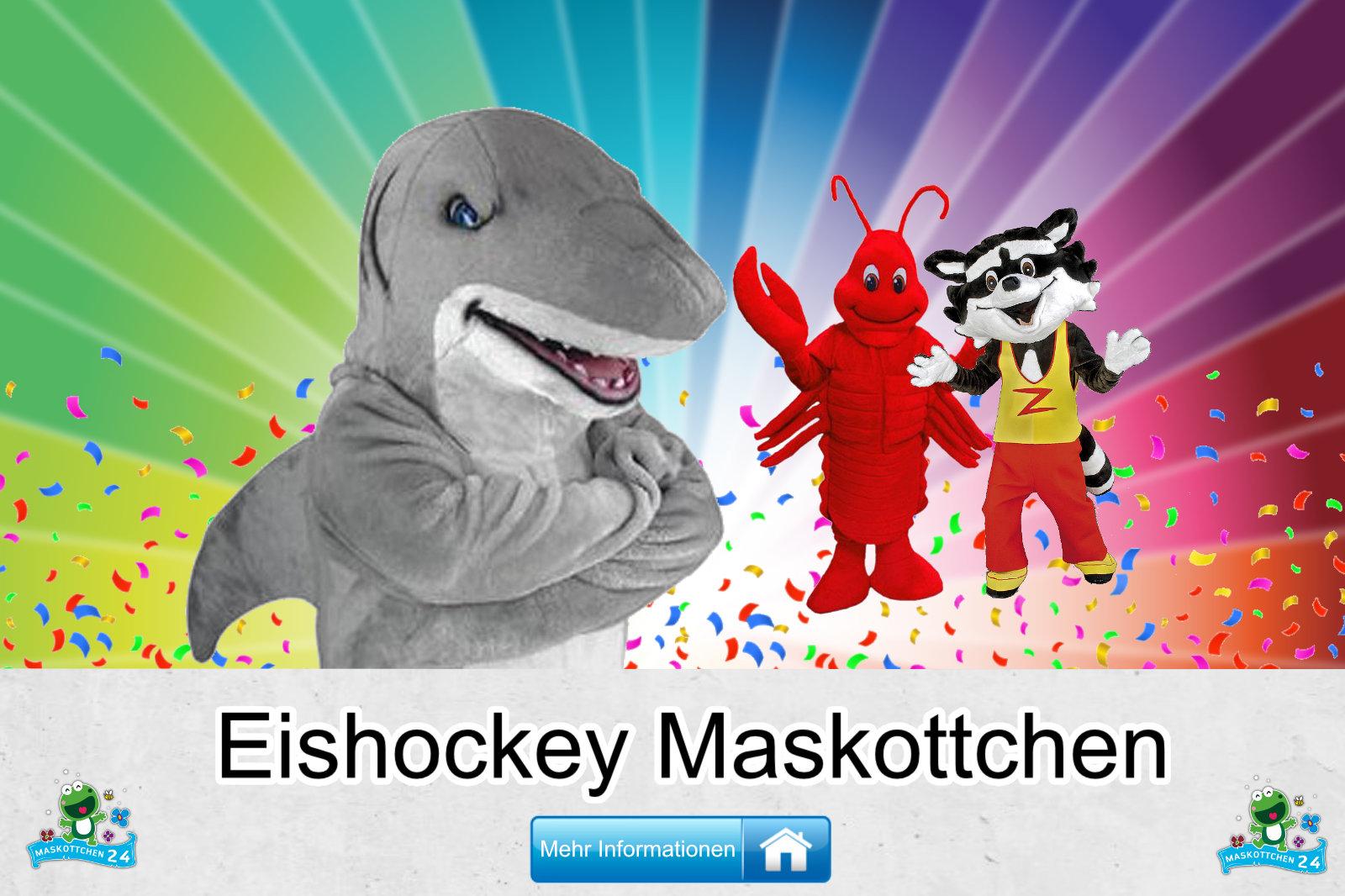 Kostüm Maskottchen Günstig Kaufen Eishockey