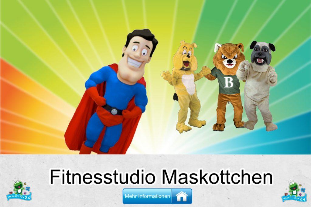 Kostüm Maskottchen Günstig Kaufen Produktion Fitnesstudio
