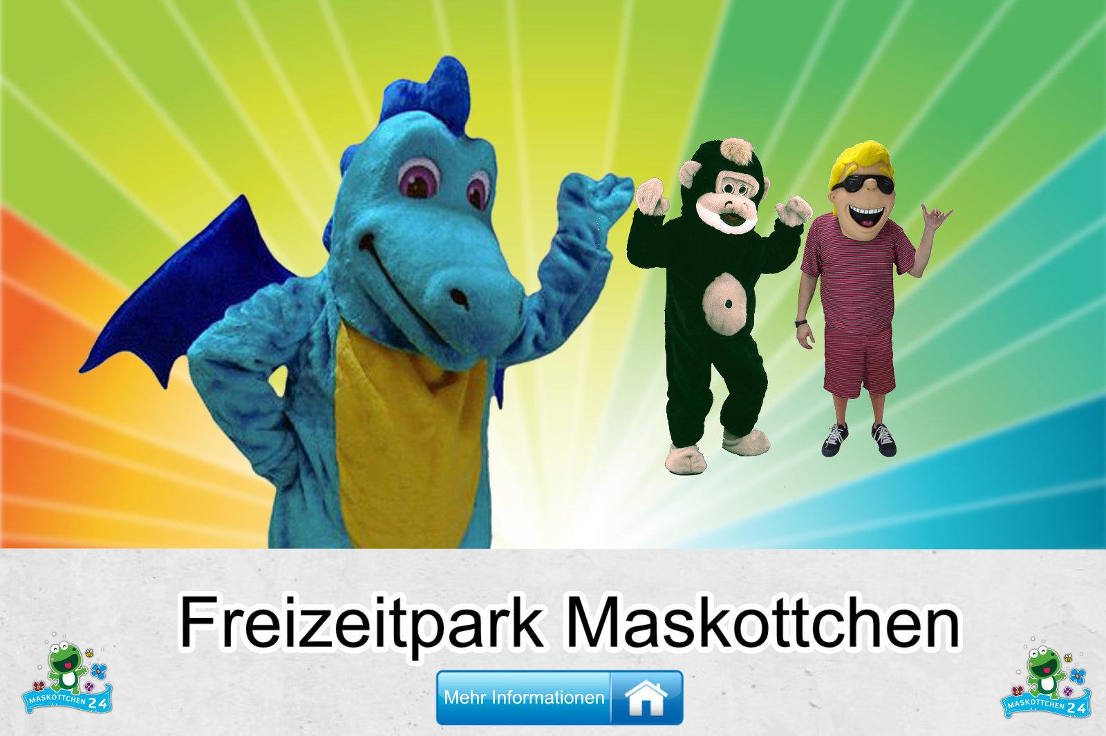 Kostüm Maskottchen Günstig-Kaufen Produktion Freizeitpark