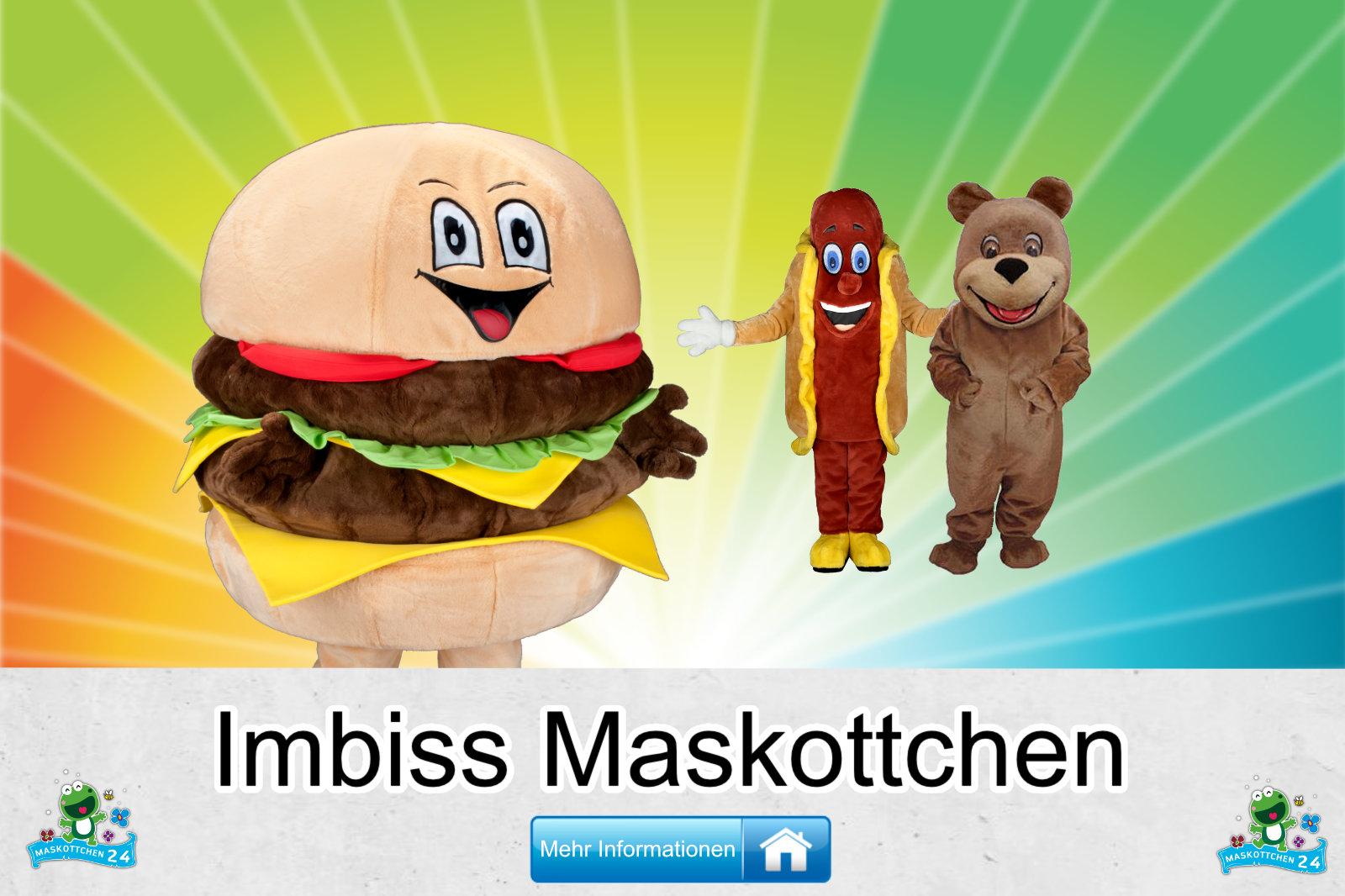 Kostüm Maskottchen Günstig-Kaufen Produktion Imbiss