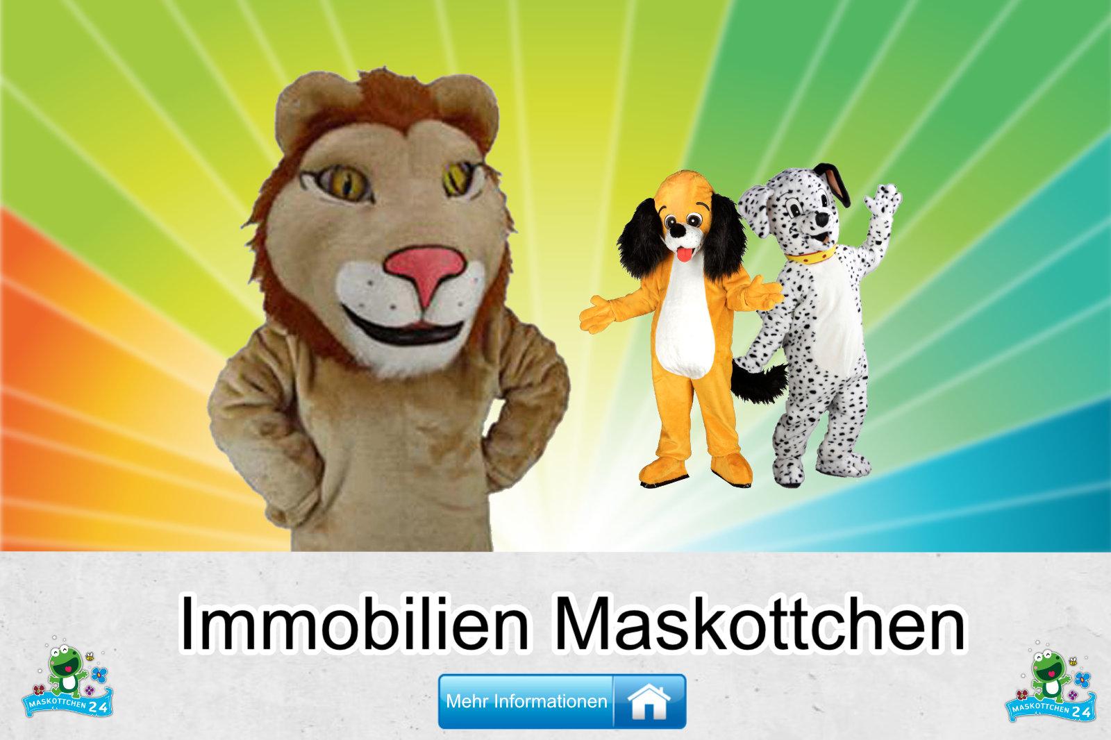 Kostüm Maskottchen Günstig-Kaufen Produktion Immobilien