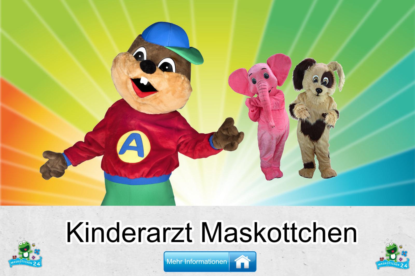 Kostüm Maskottchen Günstig-Kaufen Produktion Kinderarzt