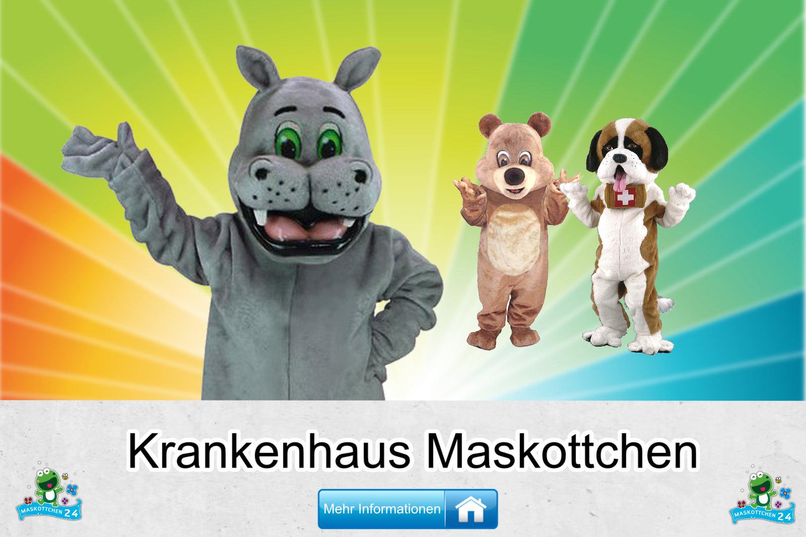 Kostüm Maskottchen Günstig-Kaufen Produktion Krankenhaus