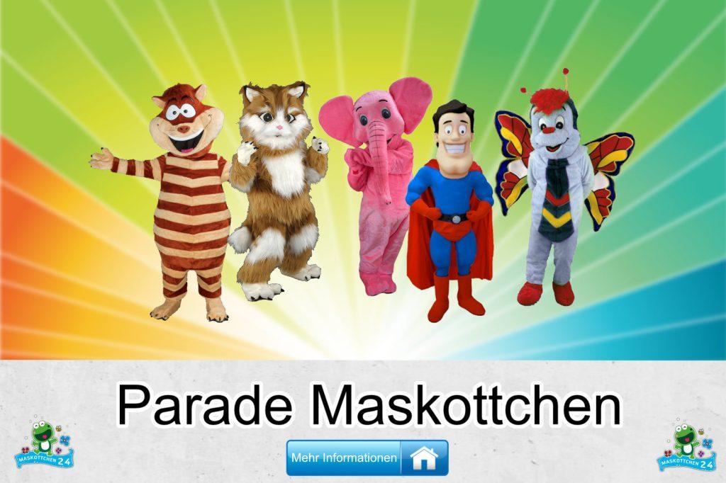 Kostüm Maskottchen Günstig-Kaufen Produktion Parade