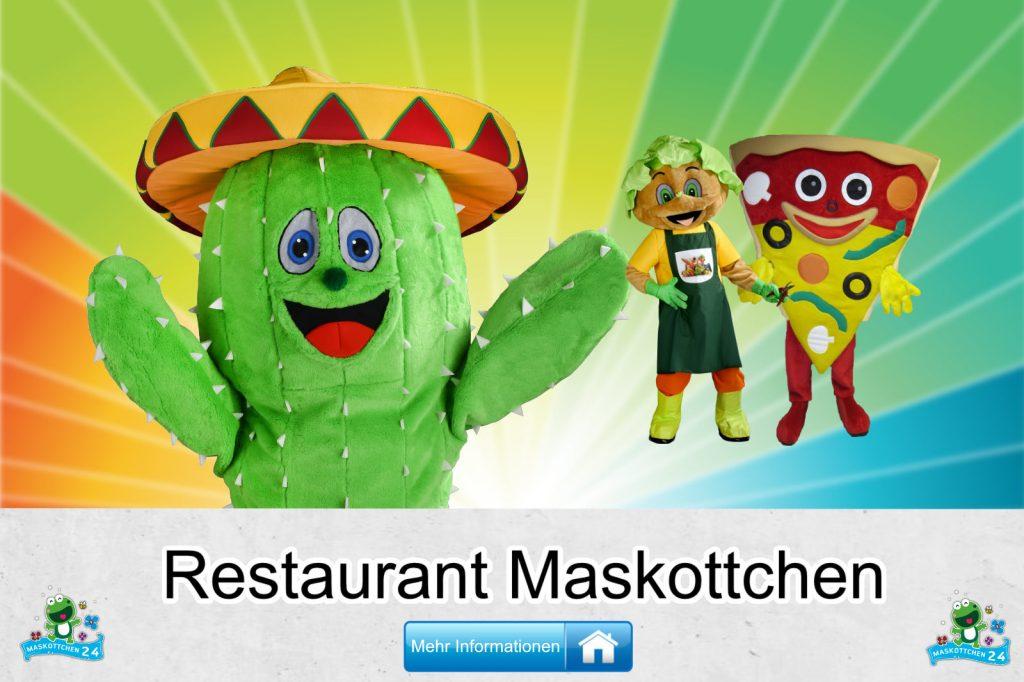 Kostüm Maskottchen Günstig-Kaufen Produktion Restaurant