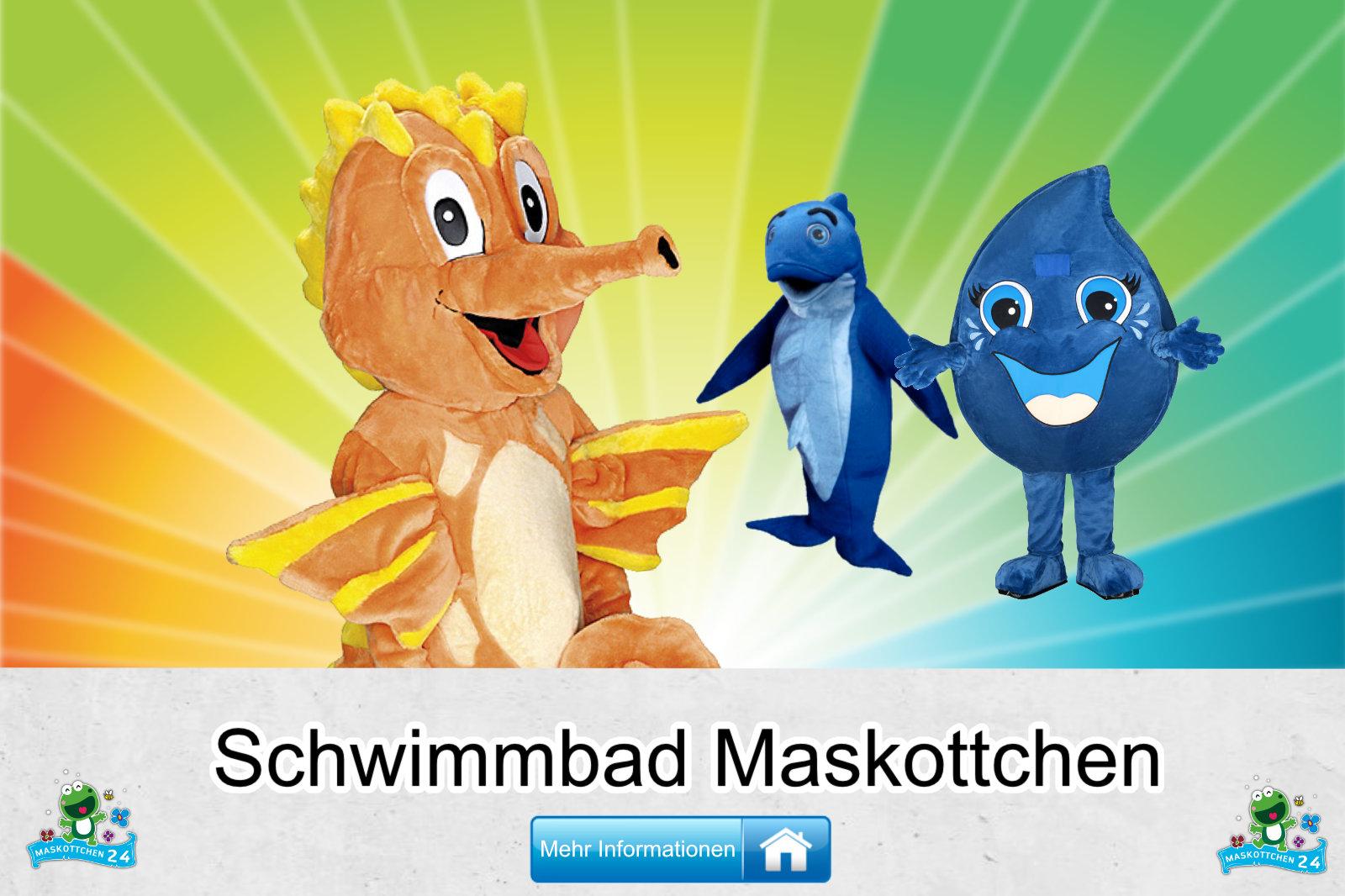 Kostüm Maskottchen Günstig Kaufen Produktion Schwimmbad