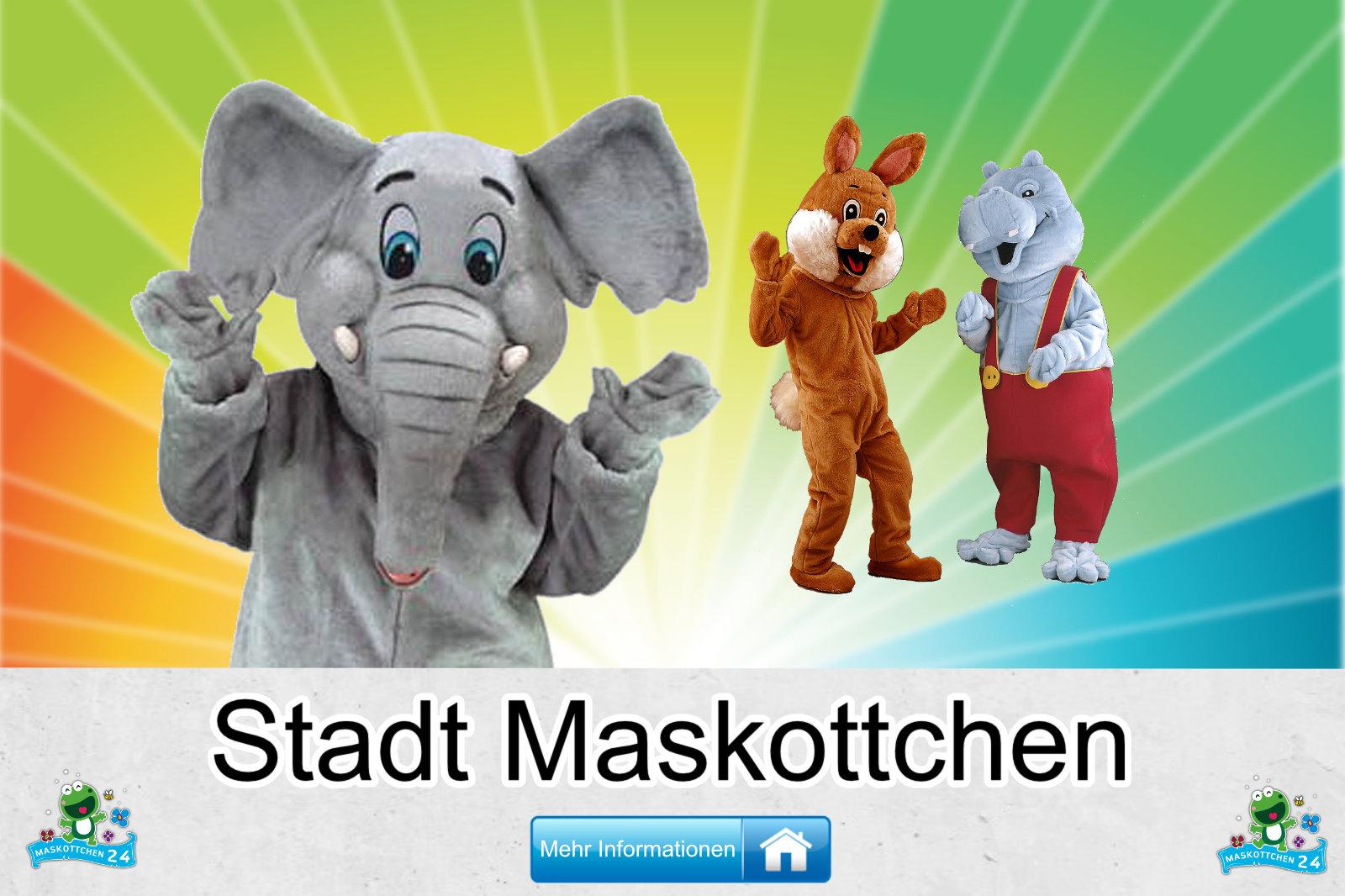 Kostüm Maskottchen Günstig Kaufen Produktion Stadt